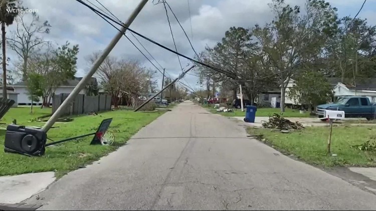 The cost of burying power lines