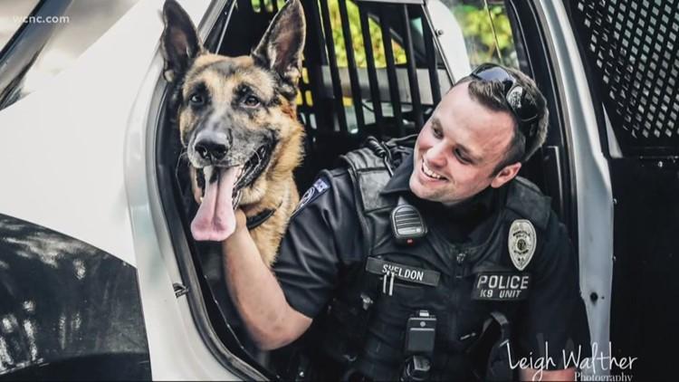 Benefit concert planned to honor fallen Mooresville K-9 Officer Jordan Sheldon