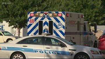 CMPD officer injured during suspect arrest