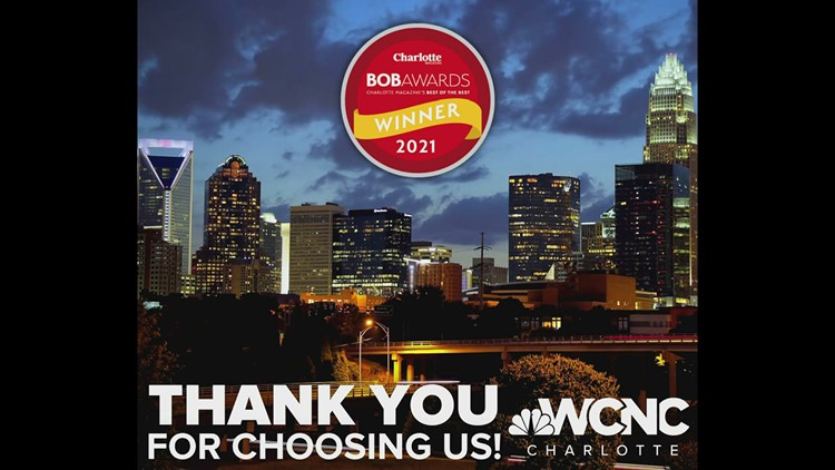 WCNC Charlotte wins Charlotte Magazine Best of the Best Awards