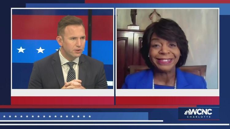 FLASHPOINT: Cheri Beasley discusses run for U.S. Senate, Biden presidency