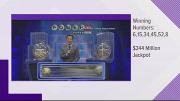 Winning Powerball ticket sold in Hope Mills