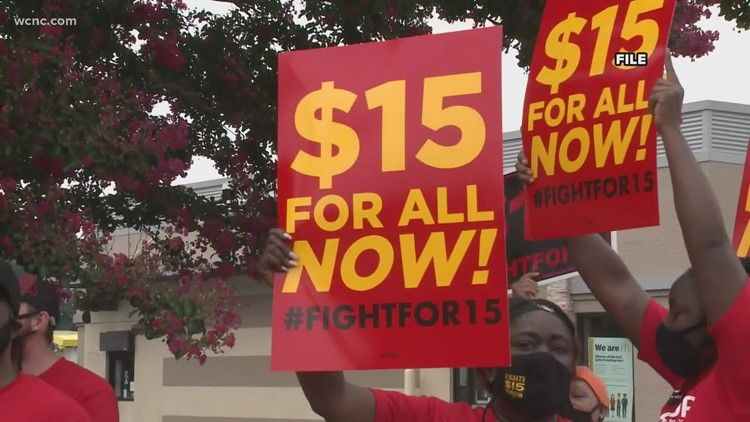 McDonald's workers plan to join #Striketober walkouts