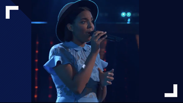 SC teen who went viral singing at McDonald's joins Team Blake on 'The Voice'