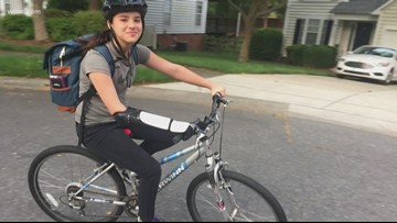 'It's amazing to see her' | 14-year-old fitted for bionic Hero Arm