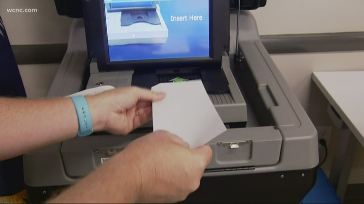 Mecklenburg County approves funding for new, controversial voting machines