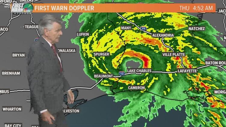 Hurricane Laura makes landfall as devastating Category 4 hurricane