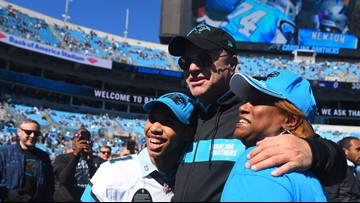 Panthers owner gives over $1 million to COVID-19 relief funds