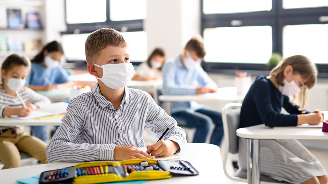 LIST: K-12 schools in Charlotte-area districts mask, vaccine and remote learning decisions