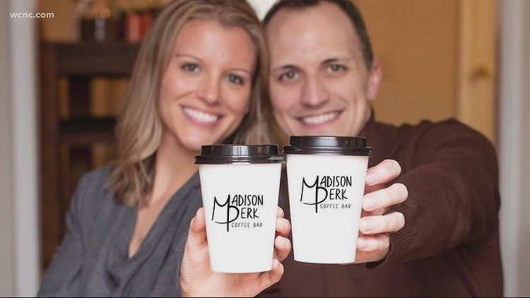 Couple opening new coffee shop hope to revitalize Madison Park neighborhood