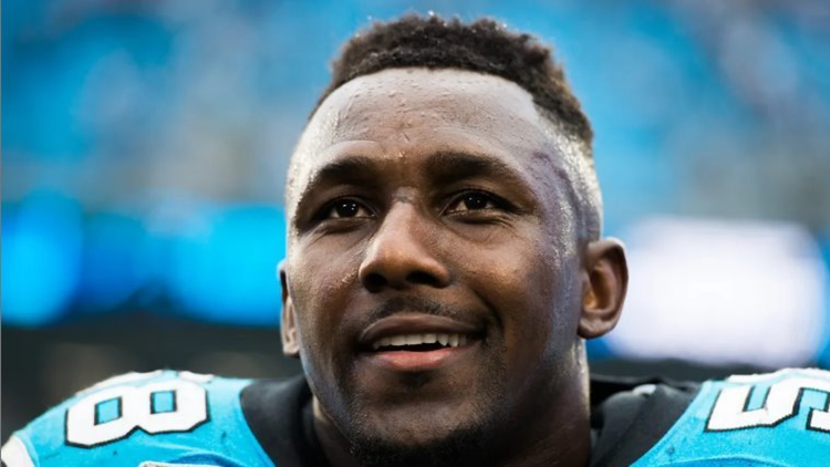 Thomas Davis will retire as a Carolina Panther