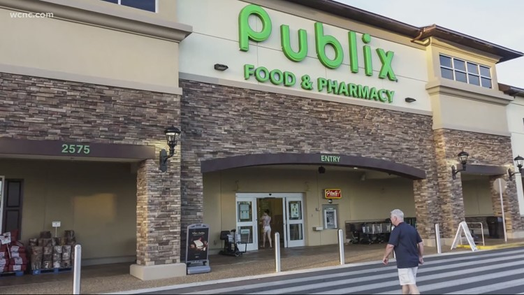 Publix to offer COVID-19 vaccinations at Charlotte-area pharmacies