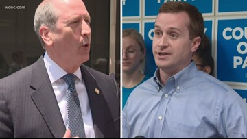North Carolina 9th District candidates request early voting extension after Hurricane Dorian