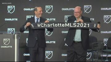 Charlotte awarded 30th MLS franchise