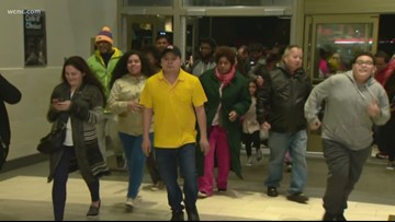 Black Friday shoppers hits stores for early deals
