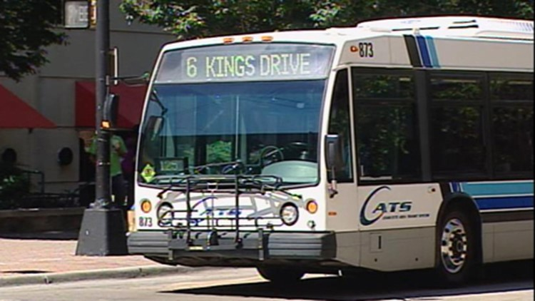 Councilman: CATS bus driver shot in Uptown Charlotte