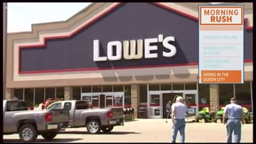 Lowe's expected to hire hundreds of seasonal workers in Charlotte area