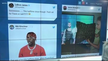 Social media split over Maroon 5's Super Bowl 53 halftime show