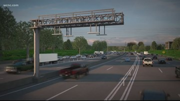 All I-77 toll lanes now open