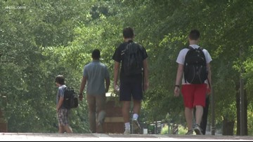 UNC Charlotte to increase police on patrol when classes resume