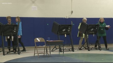 Early voting ends in North Carolina