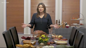 WATCH Put the finishing touches on your Thanksgiving menu