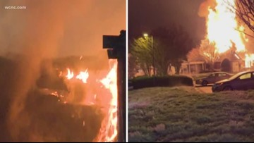 Police investigating after three Charlotte arson cases in 9 days