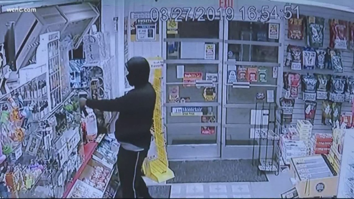 investigators try to solve violent gas station robberies