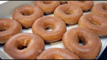 Hot now: Krispy Kreme Doughnuts launches home delivery service
