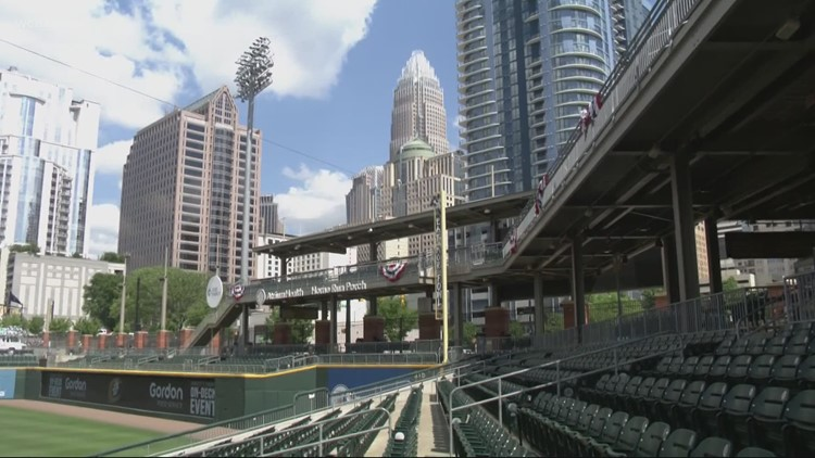 Charlotte Knights announce indoor mask requirements
