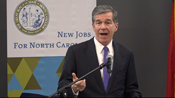 Governor Cooper vetoes teacher pay bills, seeks higher raises