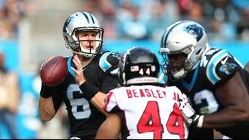 Panthers place QB Taylor Heinicke on IR