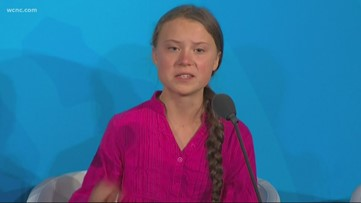Greta Thunberg to join climate strike in Charlotte