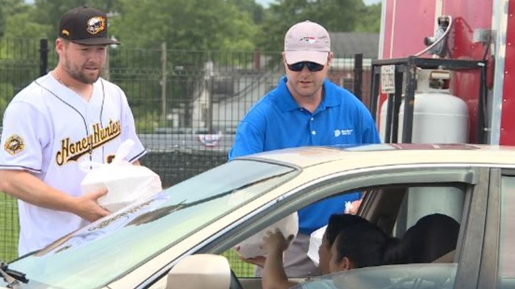 'There is still a need'   Gastonia drive-thru meals give back to the community twofold