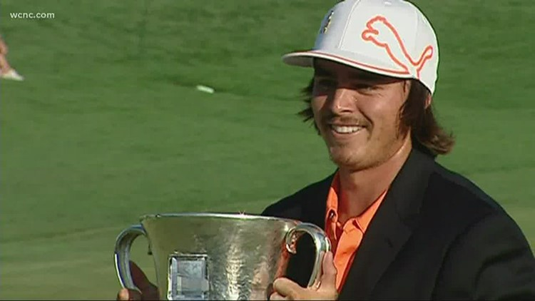 Wells Fargo Championship moments: Rickie Fowler wins in 2012