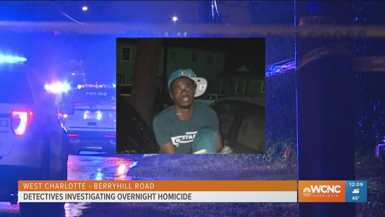 CMPD investigating deadly shooting in west Charlotte