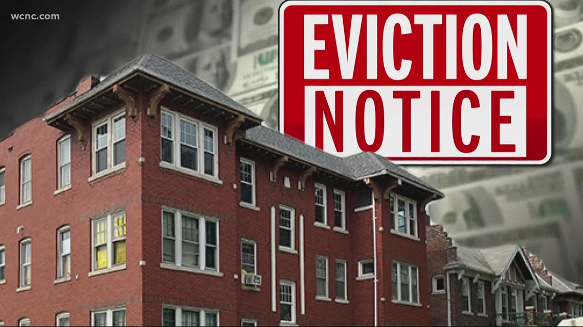 North Carolina Congresswoman Alma Admas comments on eviction extension