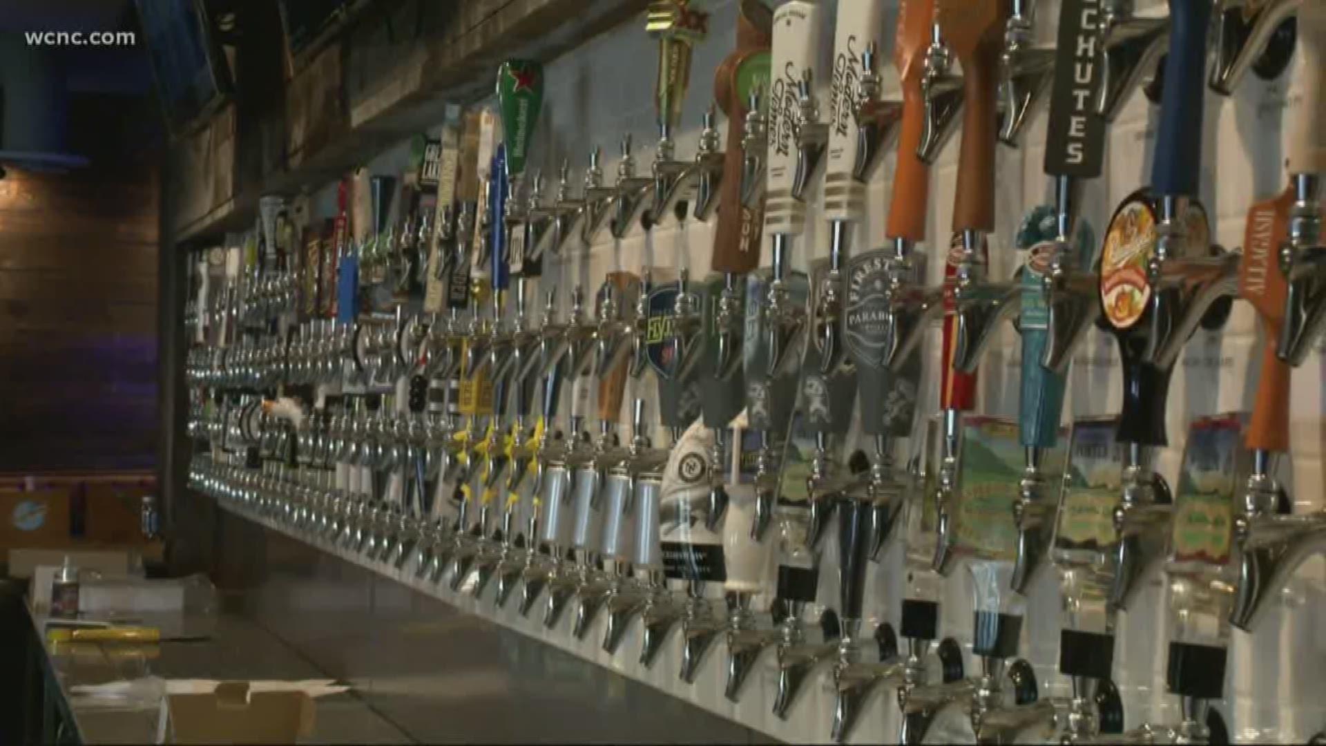 World S Biggest Beer Garden In Charlotte Wcnc Com