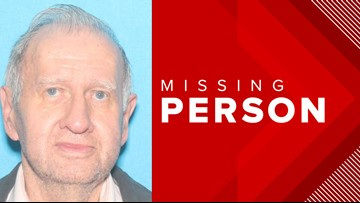 Silver Alert issued for missing, endangered Catawba County man