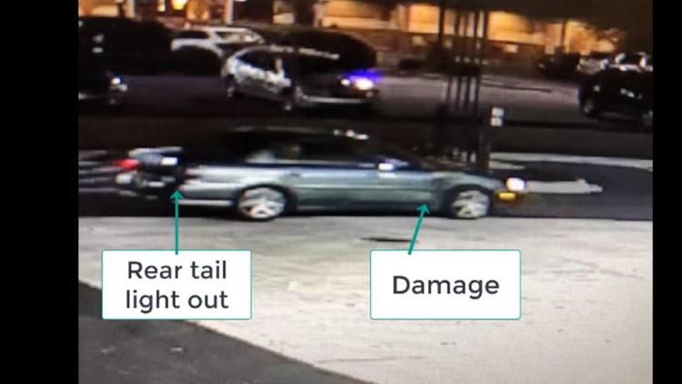 CMPD suspect car