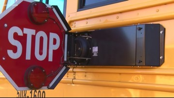 Should school buses have seat belts?