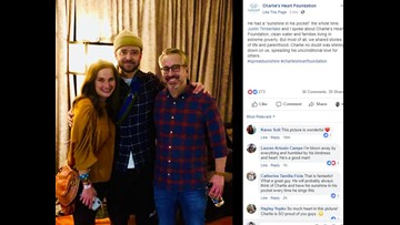 Justin Timberlake meets with family of Charlotte boy killed in tragic accident