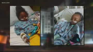 Charlotte dad warns other parents as his two children fight RSV