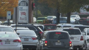 Thousands of shoppers head to stores in York County