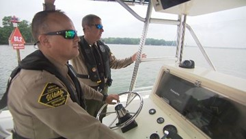 Officers try to reduce drunk boating on NC lakes as deadly crashes continue to rise