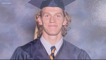 UNCC student Riley Howell receives Medal of Valor award from Charlotte police