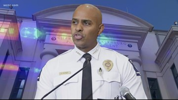 Is the CMPD chief's retirement plan legal?