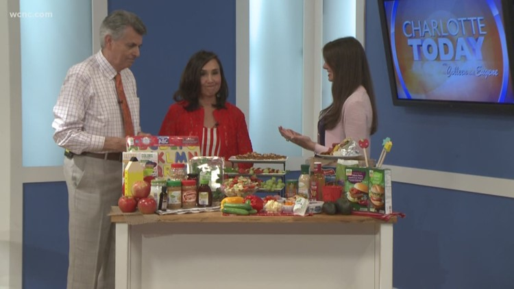 watch:Back-to-school lunches, snacks and more from Aldi