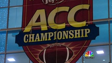 Charlotte gearing up for Saturday's ACC Championship Game