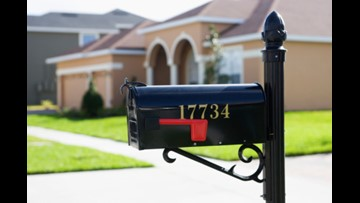 South Charlotte neighborhoods on alert for mail theft